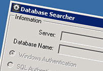 database searcher